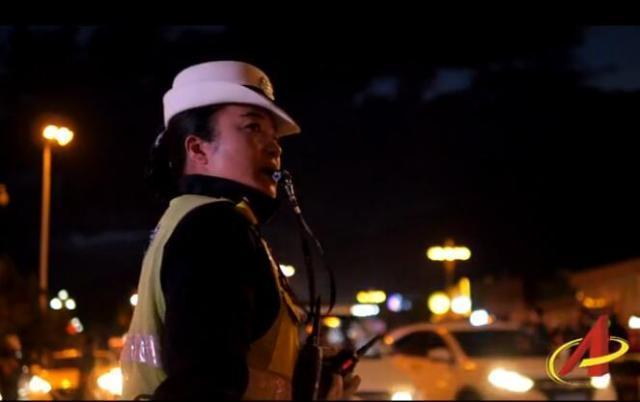 十九大代表强巴卓玛:警队里的多面手