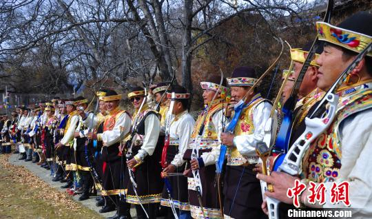 Tibetans celebrate New Year with outside help after strong earthquake