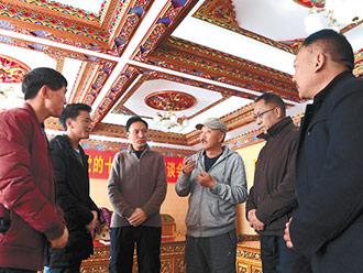 西藏各级各部门深入学习宣传贯彻党的十九大精神