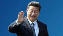 Xi writes to traveling troupe in N. China's Inner Mongolia