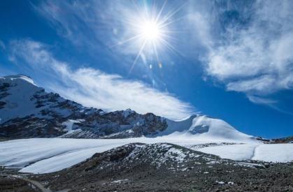 93% Gebiete in Tibet sind über 3500 Meter Höhe