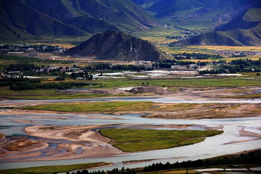 林周县实现旅游收入1900余万元