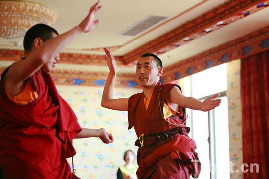 青海启动首套藏传佛教汉语教材编写