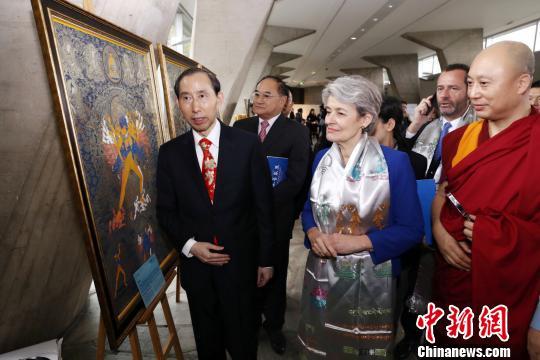 """践行文化自信,让中华优秀传统文化走出""""国门"""""""