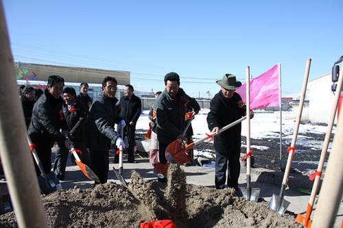 那曲地区重点建设项目有序推进 开复工65项