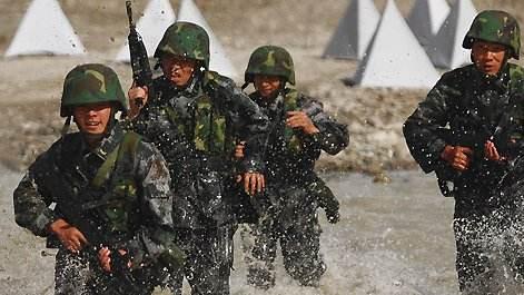 驻藏部队以实际行动贯彻落实中国特色强军之路