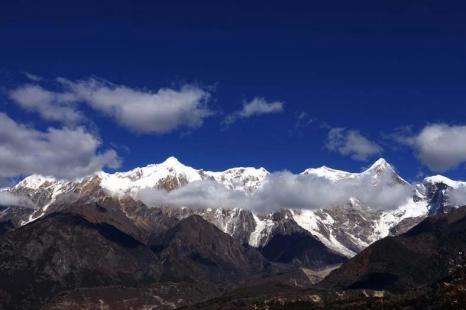 Yarlung-Tsangpo-Naturgebiet wegen Erdbebens vorübergehend geschlossen