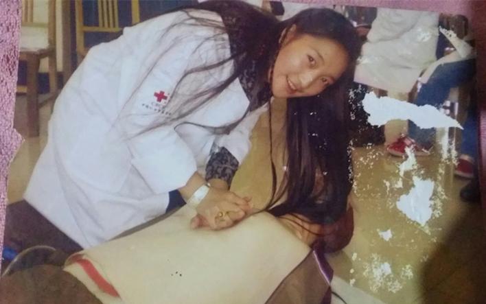 【改革·印记—听现场讲述】藏族牧女白卡求学记