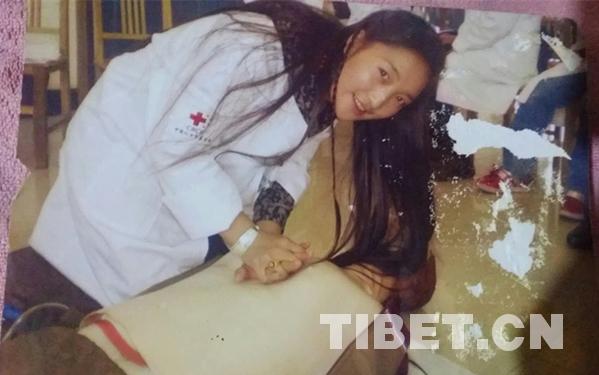 藏族牧女白卡求学记