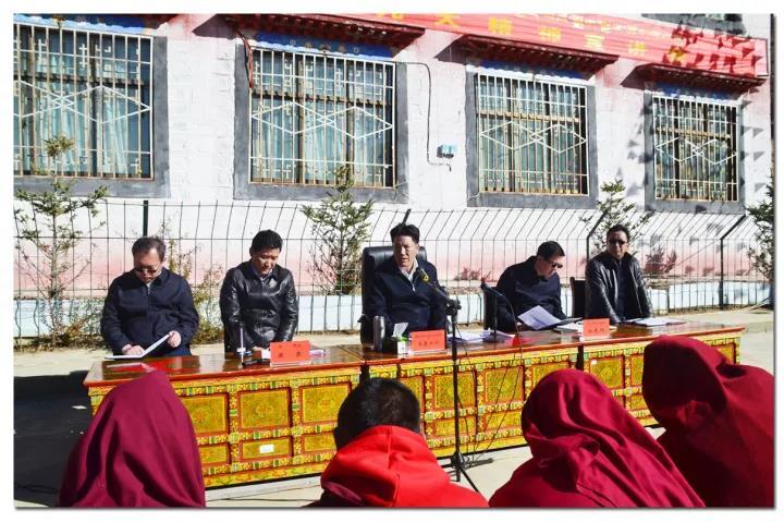 西藏:主要领导带头宣讲 十九大精神深入雪域高原