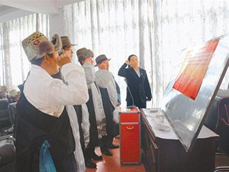 """西藏村(居)""""两委""""换届工作全面展开"""