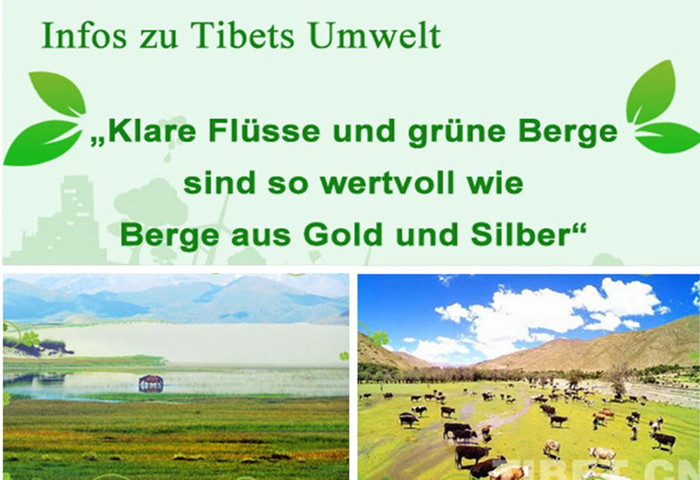 Reform: Infos zu Tibets Umwelt