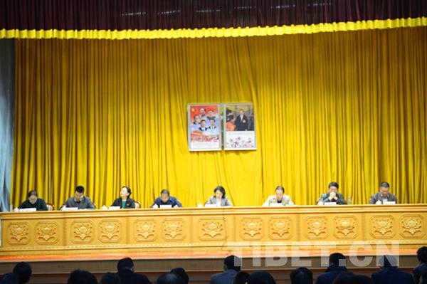 【学思践悟·十九大】西藏人民政府办公厅:做新时代的人民公仆