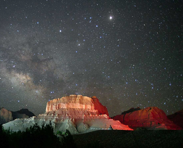 Tibet to build world's highest planetarium