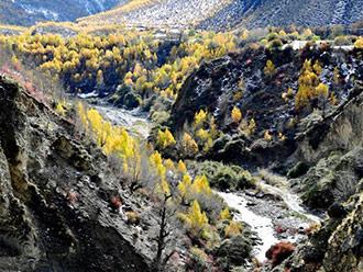 探寻西藏察隅之美