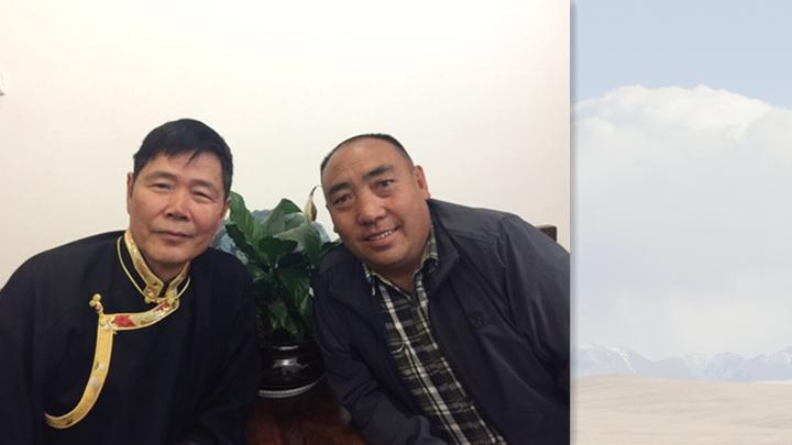 一个汉人的藏族后代