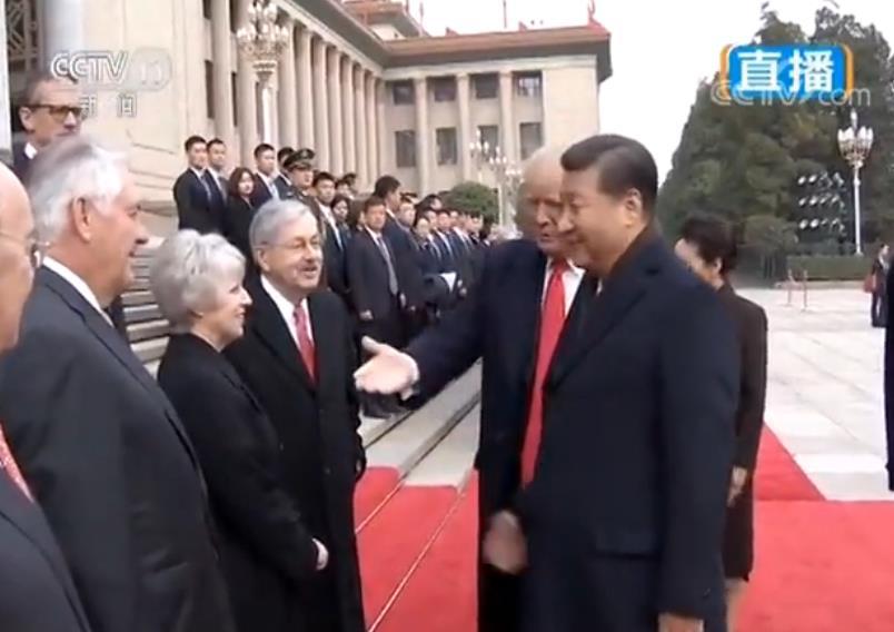 【独家V观】习近平:继续发挥元首外交对两国关系的战略引领作用