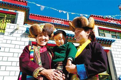 西藏稳步增加财政专项扶贫资金 强化脱贫攻坚