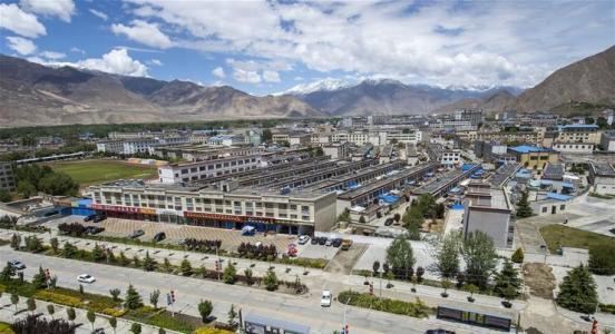 西藏山南市固边富民:党的光辉照边疆