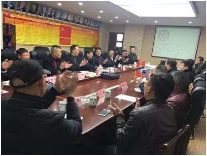 李瑞富深入西藏浙江商会宣讲党的十九大精神