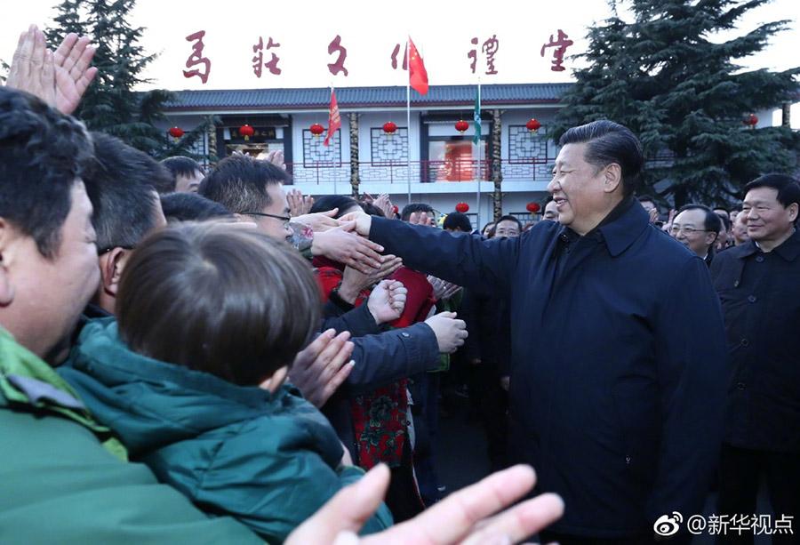 西藏大力推进乡村振兴战略提升农牧民获得感幸福感