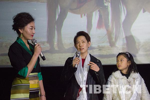 跨越十三年 藏汉演绎格桑花之恋