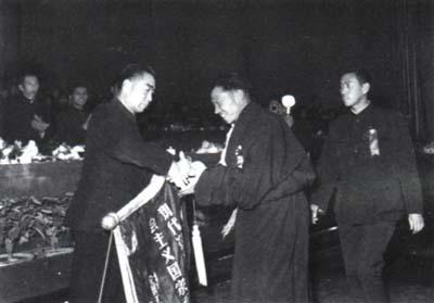 周恩来情系少数民族:一直很想去西藏看看