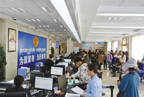 西藏税收收入首次突破300亿元 同比增长31.76%