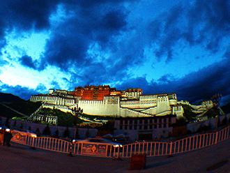 心中的布达拉宫