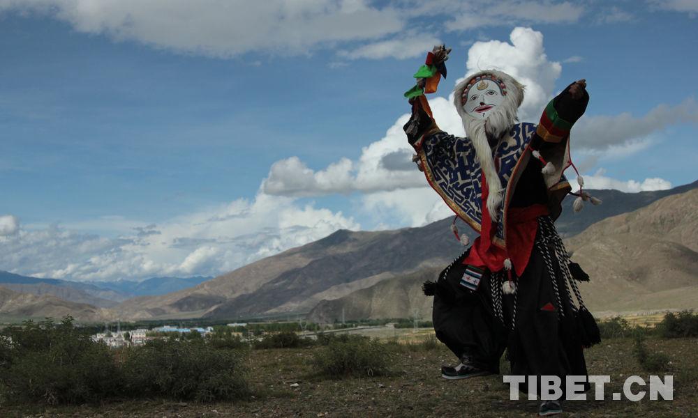 Ausstellung tibetischer traditioneller Künste