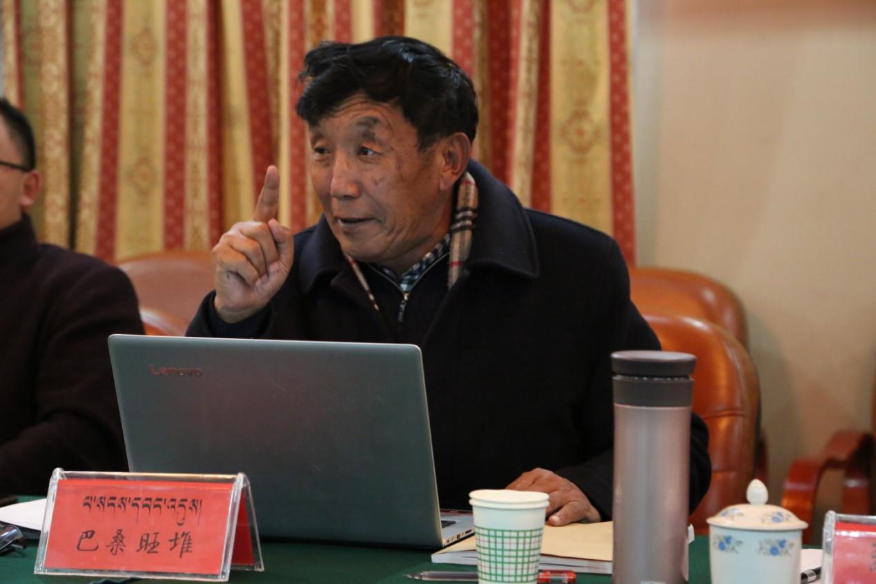 《西藏帝王谷:琼结》专家组初审在圣城拉萨举行