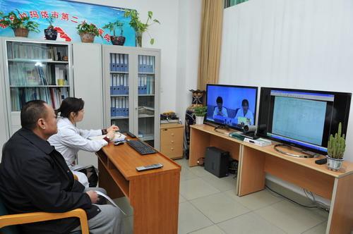 中日友好医院与西藏自治区第二人民医院成功开展首次康复远程会诊