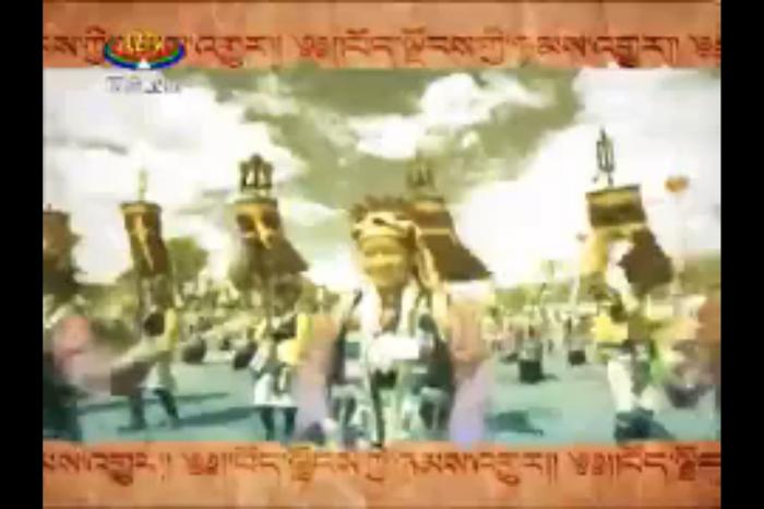 《西藏风情》_20140110_绽放的雪莲_时代的美丽