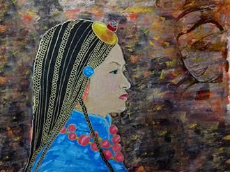 从青藏高原到华北平原——黄河女人印象