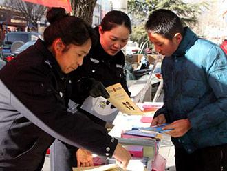 西藏开展反恐怖普法宣传活动 提升群众防恐反恐意识