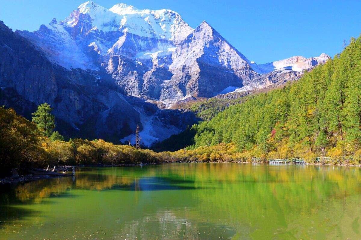 本周西藏西南部将有明显降雪过程
