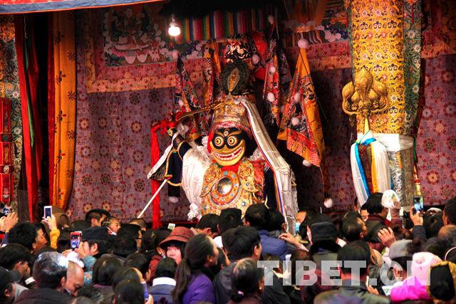 """Der tibetische Valentinstag – das """"Feen-Fest"""""""