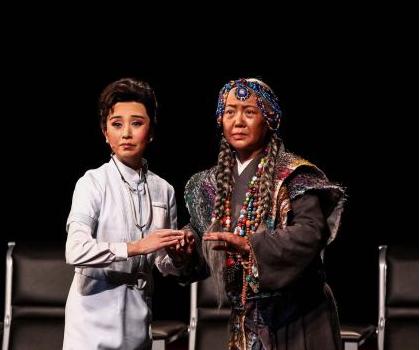 《藏地彩虹》在京首轮演出7场 用评剧唱援藏医疗队事迹