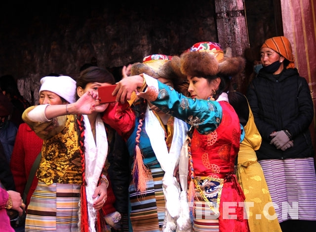 Fairy's Day celebrated in Tibet