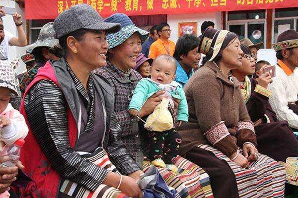 朗县各级党组织积极践行党的十九大精神