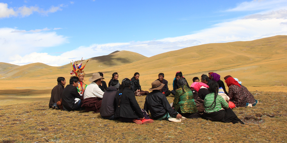 """""""原汁原味""""呈现西藏非遗项目"""