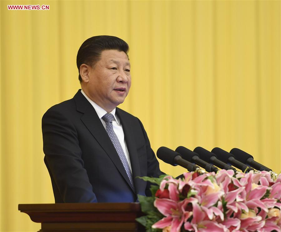 Xi extends congratulations to German president-elect