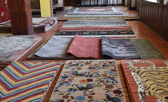 西藏将打造首座藏毯博物馆