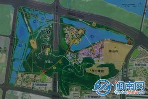 漳州6亿打造南山寺花海 预计今年9月将初具规模