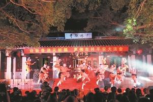 泉州少林寺 举行梵呗音乐会