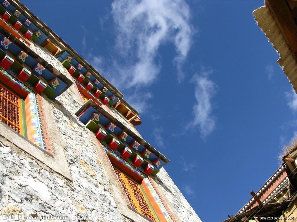 春节、藏历新年期间的旅游故事:欢乐之旅正当时