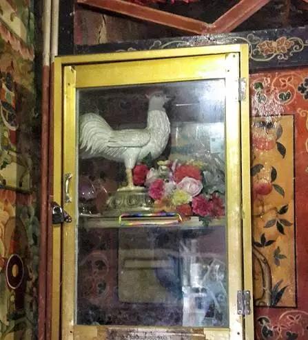 Die Hühner-Kultur Tibets