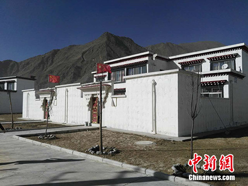 Tibet to relocate 263,000 poor people by 2020