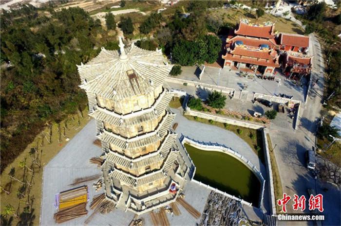 Weltkulturerbe-Kandidaten der historischen Stadt Quanzhou
