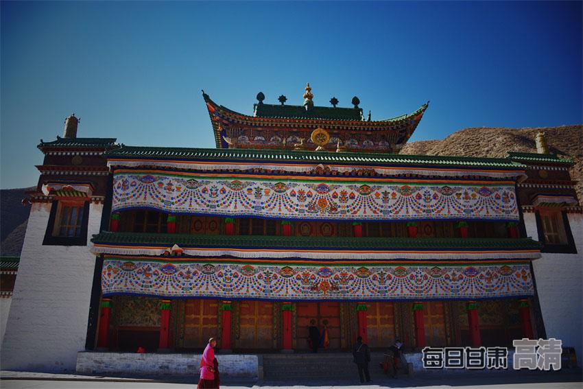 甘肃省甘南州:美丽藏乡助力全域旅游